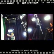 Studio Filming Lighting